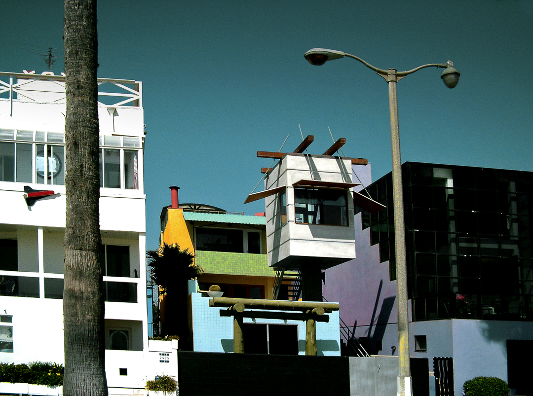 Santa Monica L A